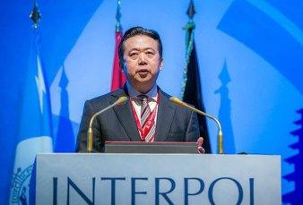Desapareció el presidente de Interpol y hay preocupación mundial