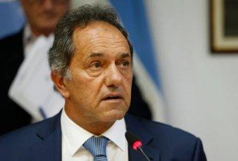 """Scioli tras su pedido de juicio oral: """"Hay un modus operandi para acallar voces críticas"""""""