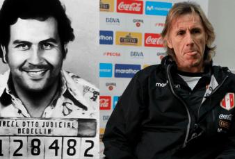 """Confesión de un exsicario del capo narco: """"Escobar quiso matar a Gareca"""""""