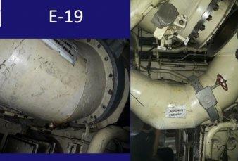 ARA San Juan: un error con la válvula E-19 sería la clave del naufragio