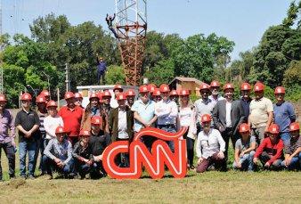 CNN llegó a Argentina