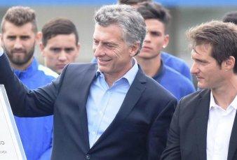 Macri confirmó que habrá visitantes en River-Boca