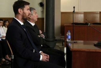 Imputaron a Messi por presunto lavado de dinero