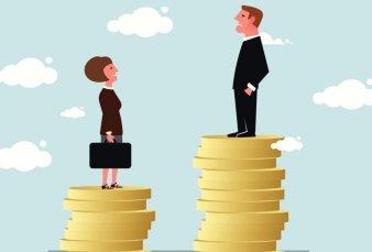 El salario global cae y las mujeres son discriminadas