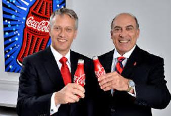 Coca-Cola nombra nuevo presidente global