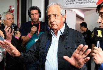 """Rodolfo D´Onofrio: """"Fue una vergüenza haber jugado la final en Madrid"""""""