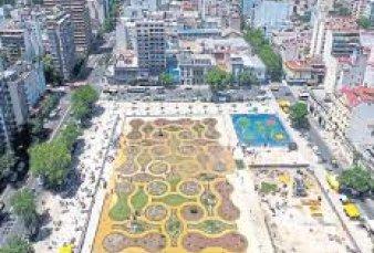 La plaza que lograron los vecinos. La manzana 66 ya es el pulmón verde de Once