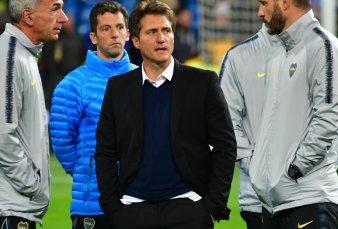 Guillermo Barros Schelotto dejó de ser el técnico de Boca