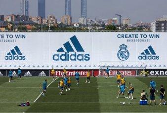 Cómo se preparan River y Boca para la final en Madrid