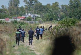 Arranca la búsqueda de Gisella Solís en campos aledaños a la ruta 6 entre La Plata y Florencio Varela