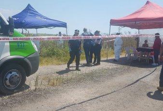 Tras 14 días de búsqueda, la familia confirmó que el cuerpo hallado esta mañana es de Gisella
