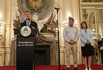 Macri anunció un DNU para recuperar bienes de la corrupción y el narcotráfico