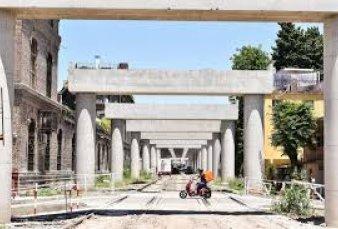 Habrá comercios, oficinas públicas y espacio verde en 13 hectáreas que hoy ocupan vías
