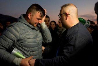 Crece la angustia en el quinto día de búsqueda del pequeño que cayó en un pozo en España
