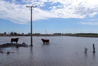 Macri decretó la emergencia hídrica en el Litoral y Noroeste
