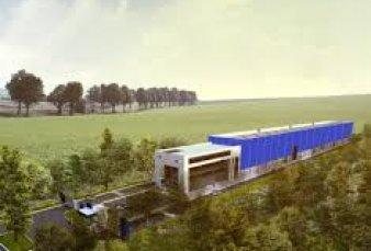 Nuevo complejo industrial