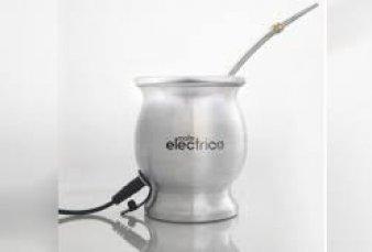 Mate eléctrico: un invento nacional para mantener la yerba