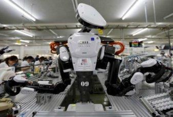 Los robots ocuparán hasta el 66% de los puestos de trabajo