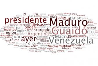 La crisis en Venezuela acapara la atención de todos los matutinos