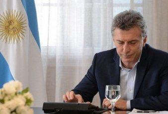 """Mauricio Macri: """"Hay gente enojada y mucha gente angustiada porque cuesta más llegar a fin de mes"""""""