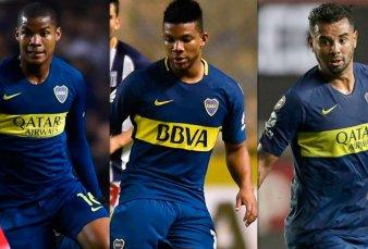 Sobreseyeron a tres jugadores de Boca en una causa por abuso sexual