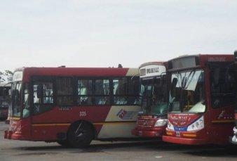 Paro en ocho líneas de colectivos tras el asalto a 25 pasajeros en el distrito de Moreno