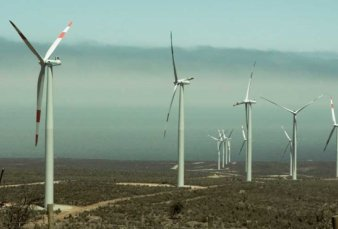 Avanza nuevo proyecto eólico en Neuquén
