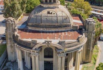 Buscan recuperar el Pabellón Centenario, único edificio en pie de los festejos de 1910