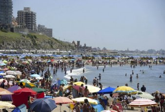 Por los feriados de Carnaval, en la Costa esperan el mejor fin de semana del verano