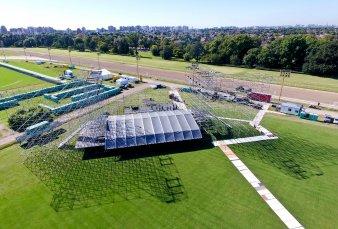 Lollapalooza: San Isidro se prepara para recibir a 100.000 personas