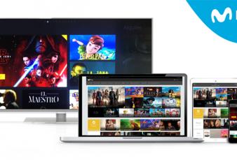 Movistar lanzó una plataforma gratuita de contenidos de TV para sus clientes