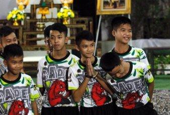 Gobierno de Tailandia vende derechos a Netflix del rescate de la cueva