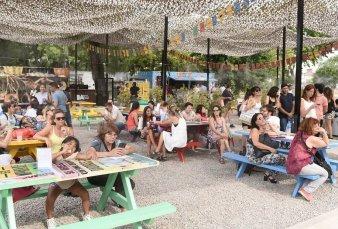 Parque Patricios suma como atracción un patio gastronómico