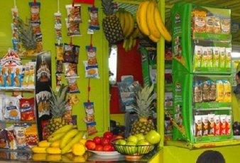 Kioscos escolares más saludables