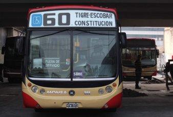 En dos meses, la línea 60 reducirá sus recorridos