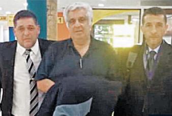 La foto del día: fin de la novela de Samid en Belice