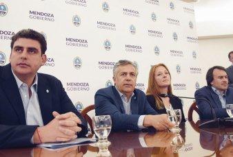 Mendoza reduce impuestos a 58 proyectos de inversión