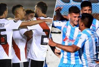 En Salta, River hace su estreno en la Copa Argentina frente a Argentino de Merlo: hora, TV y formaciones
