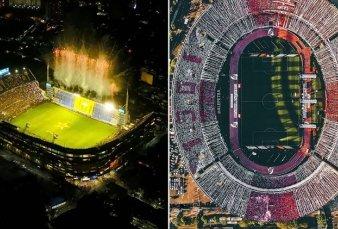 La sorpresiva propuesta de Rodolfo D'Onofrio: hacer un estadio único de River y Boca en Núñez