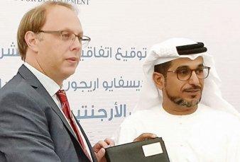 Santa Fe logró crédito árabe por u$s80 millones a tasa del 5%