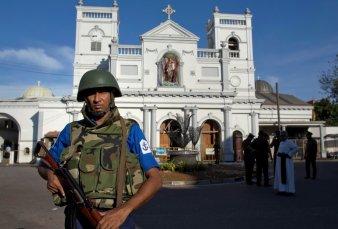 Atentados en Sri Lanka: arrestaron a 13 personas y desactivaron una bomba en un aeropuerto