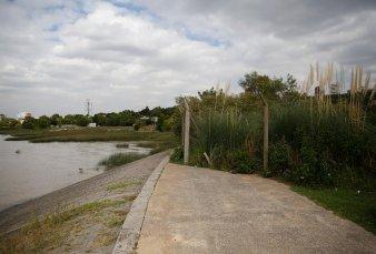Impulsan recuperar toda la ribera de Vicente López para uso público