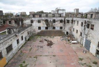 Empiezan las obras para mudar al viejo penal de Caseros un ministerio porteño