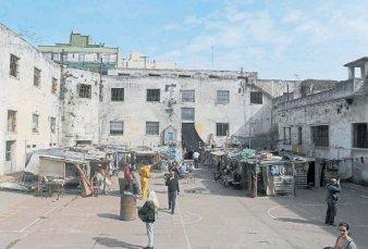 Terminarán de demoler la cárcel de Caseros y construirán oficinas del Gobierno porteño