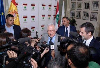 Borrell dice que España limitará las actividades políticas de Leopoldo López en la Embajada