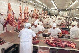 China demanda más carne vacuna y los frigoríficos trabajan a pleno