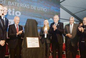 Jujuy: Nace primera fábrica de baterías de litio de Sudamérica