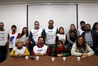 Conflicto salarial: gremios estatales comienzan el paro y movilizan unificados en reclamo a Vidal