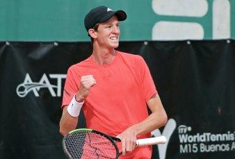 El tenista Octavio Volpi, otra víctima de las apuestas y la desprotección, rechazó un intento de soborno