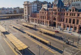 El Gobierno busca frenar el paro del transporte convocado para mañana
